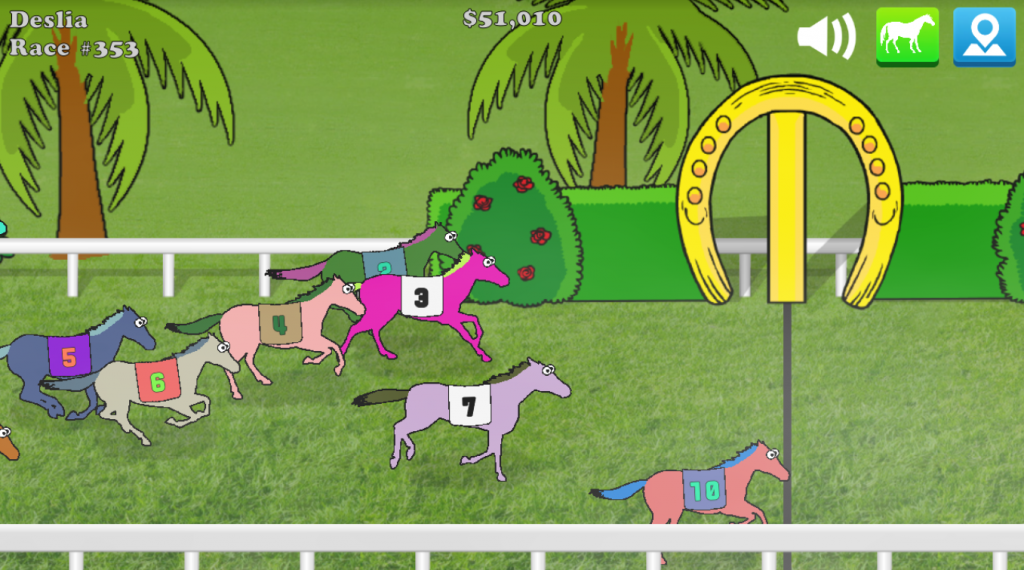 Get racing on Stable Manager!